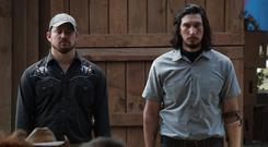 Channing Tatum and Adam Driver star in Logan Lucky