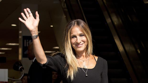 Sarah Jessica Parker Launches New Perfume 'Stash SJP' – London