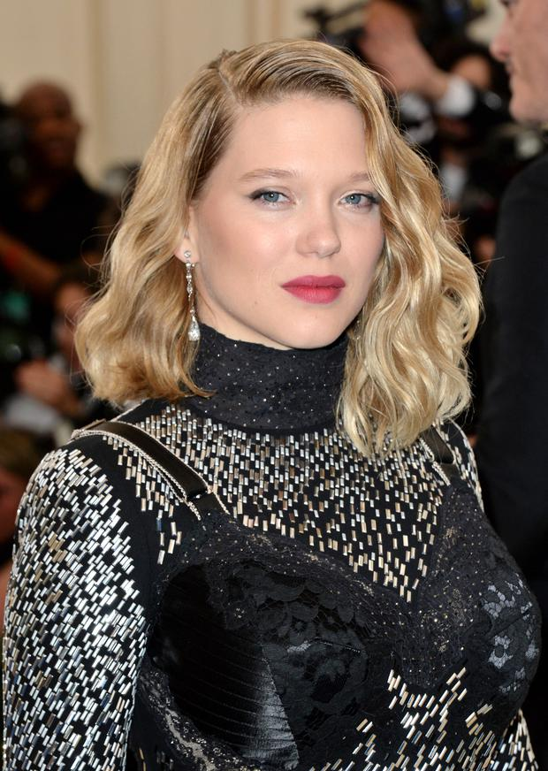 French actress Lea Seydoux