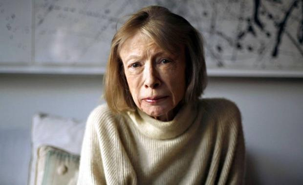 Bright memories: Joan Didion at 82