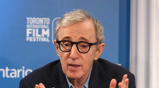 Woody Allen 'sad' for Harvey Weinstein as he cautions against witch hunt