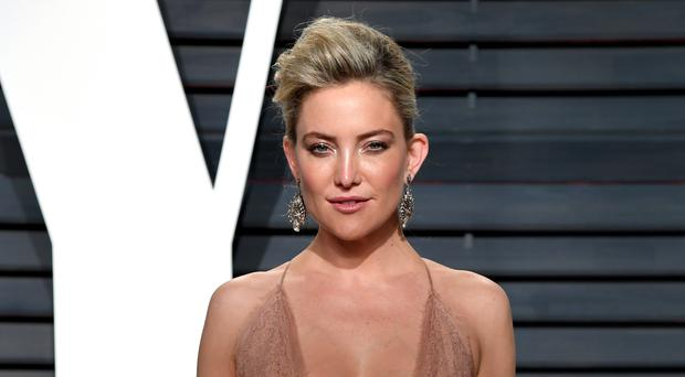 Kate Hudson: Everything about Marshall role gave me pause