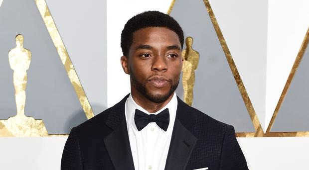 Chadwick Boseman says Trump has made it OK for white supremacy to exist