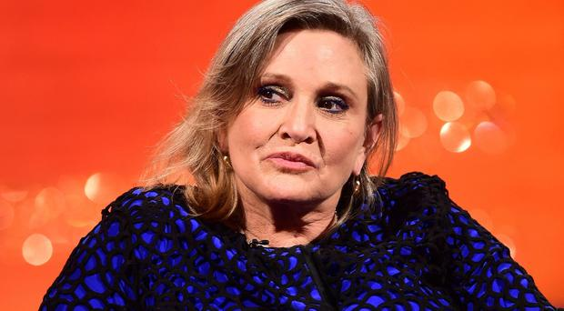 This is the badass way Carrie Fisher dealt with a producer who allegedly sexually assaulted her friend