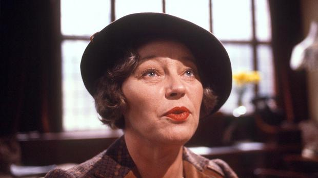 Rosemary Leach in The Charmer (ITV/REX/Shutterstock)