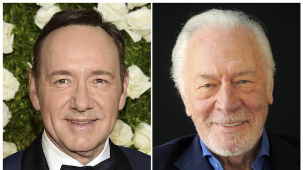 Sexual Harassment Kevin Spacey