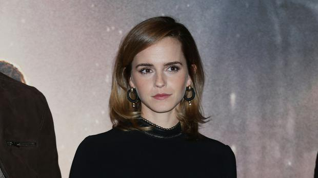Emma Watson reveals support for Time's Up anti-harassment campaign (Yui Mok/PA)