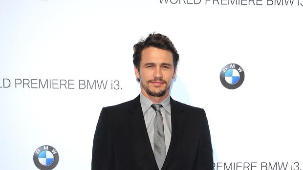 James Franco said initial allegations were 'not accurate'