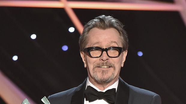 Gary Oldman was nominated for an Oscar