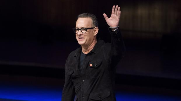 Tom Hanks missed out on a nod for his performance in The Post (Ben Stevens/PA)