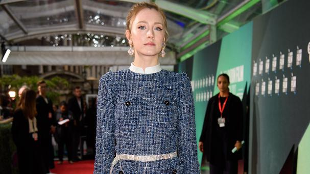 Saoirse Ronan has received her third Oscar nomination for Lady Bird (Matt Crossick/PA)