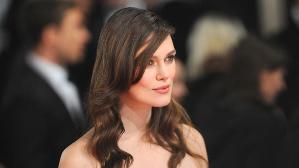 Keira Knightley is one of the signatories to the open letter (Matt Crossick/PA)