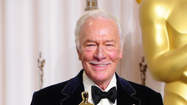 Christopher Plummer said the pay disparity was a 'scandal'