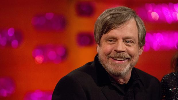 Mark Hamill read a letter about Donald Trump