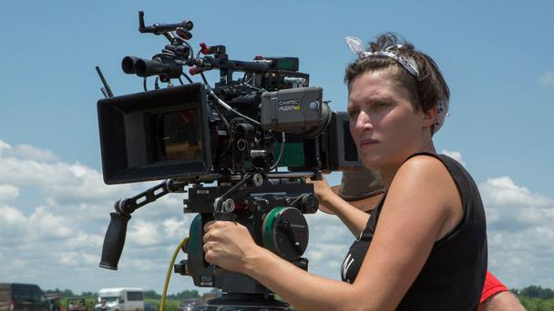 Mudbound cinematographer Rachel Morrison. Photo: Steve Dietl/Netflix