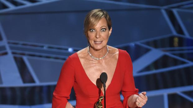 Allison Janney going straight back at work after Oscar win (Chris Pizzello/AP)