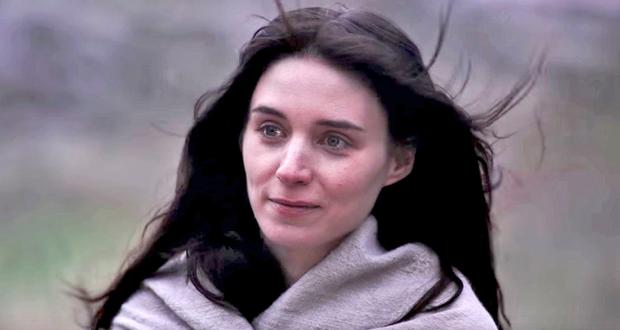 Rooney Mara as Mary Magdalene in the new film