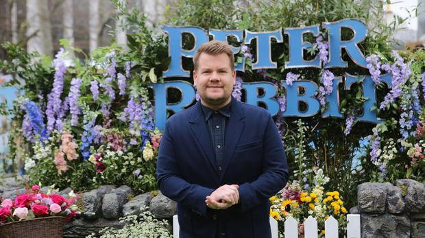 James Corden at the Peter Rabbit UK Gala Premiere (Rick Findler/PA)