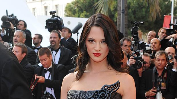 Asia Argento (Ian West/PA)