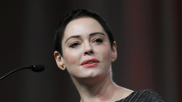 Actress Rose McGowan (Paul Sancya/AP)