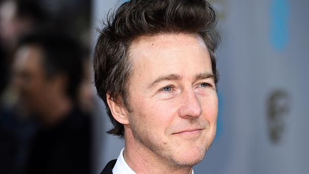 Edward Norton's production company has been sued