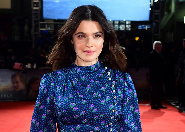 A Weisz move: Rachel Weisz played the age-proofer's ace at the premiere of The Mercy. Photo: PA