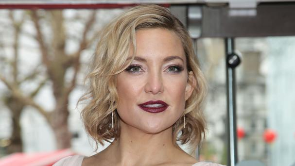 Kate Hudson has revealed she is pregnant with a girl. (Yui Mok/PA)