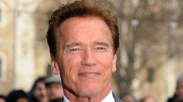 Schwarzenegger underwent a scheduled procedure March 29 (Anthony Devlin/PA)