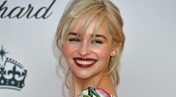 Emilia Clarke is among the stars in the film