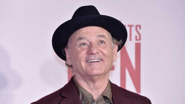 Bill Murray starred in the film