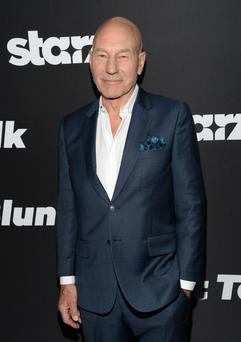 Patrick Stewart. Photo: Getty Images