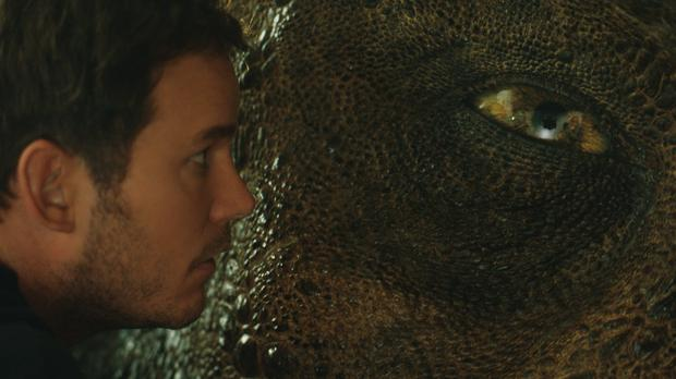 Chris Pratt in Jurassic World: Fallen Kingdom (Universal)