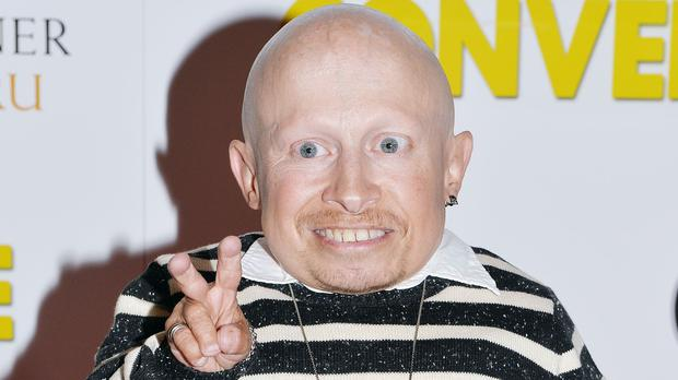 Verne Troyer has died at the age of 49 (John Stillwell/PA)