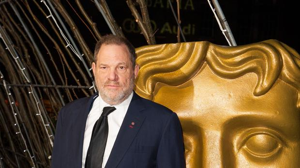 Harvey Weinstein has been accused by dozens of women of sexual misconduct (Dominic Lipinski/PA)
