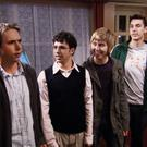 The Inbetweeners debuted on E4 in 2008 (Channel 4)