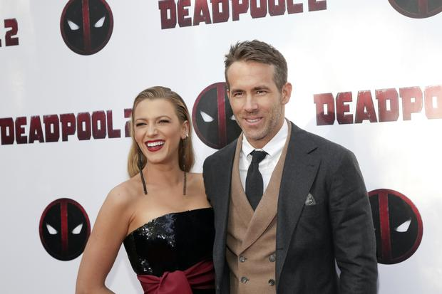Ryan Reynolds is joined by wife Blake Lively at special ...