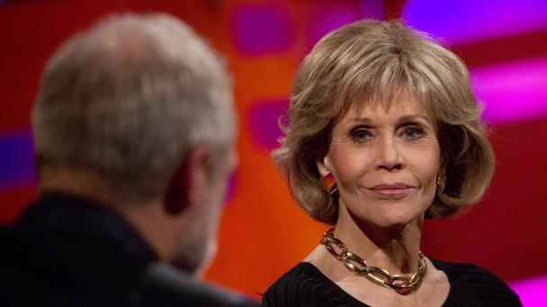 Jane Fonda said ageism is 'alive and well' in Hollywood (Isabel Infantes/PA)