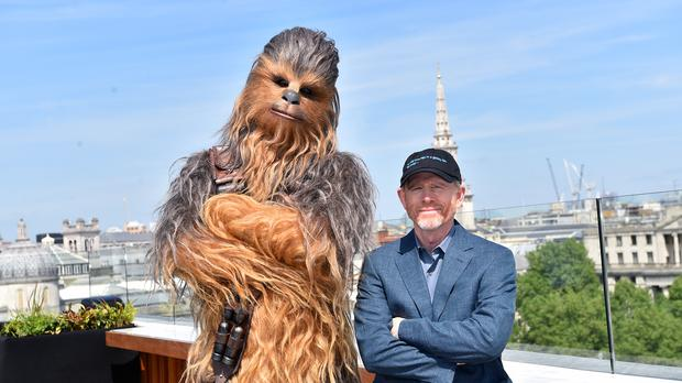 Solo: A Star Wars Story Photocall – London
