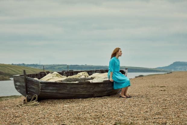 Star power: Saoirse Ronan in On Chesil Beach