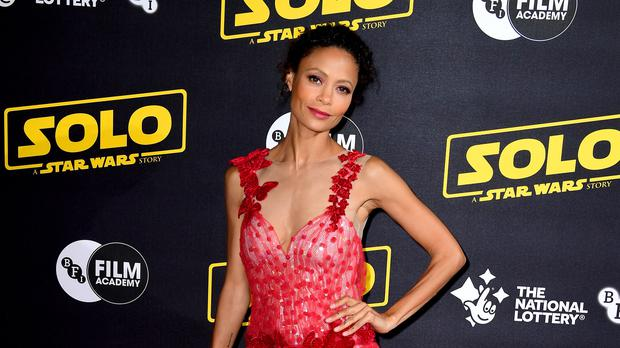 Thandie Newton (Ian West/PA)