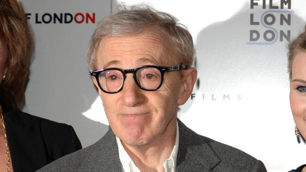 Woody Allen said he is a 'big advocate' of #MeToo (Ian West/PA)