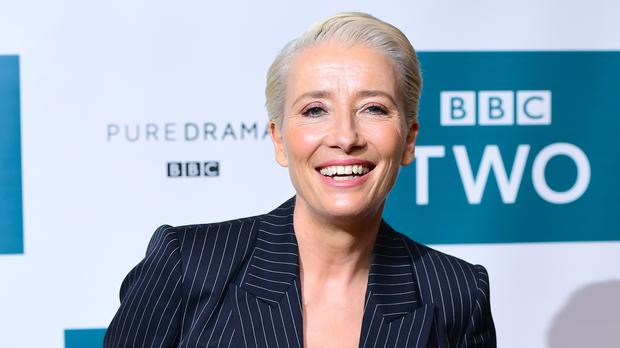 Emma Thompson has enjoyed success at the box office and with critics (Ian West/PA)