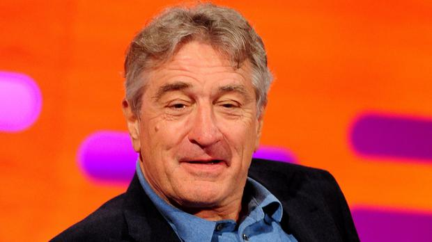 Robert De Niro has attacked the president (Ian West/PA)