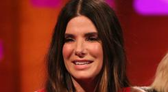 Sandra Bullock revealed she was afraid of Harvey Weinstein (Isabel Infantes/PA)