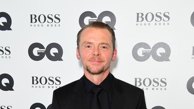 Simon Pegg has narrated a new dementia awareness campaign video (Ian West/PA)