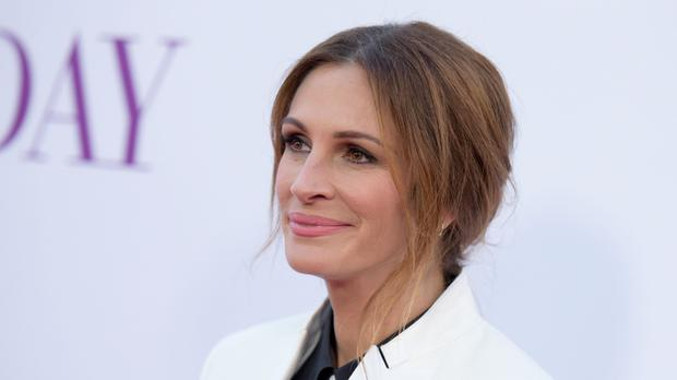 Julia Roberts has joined Instagram and shared her first post with fans (Shotwell/Invision/AP)
