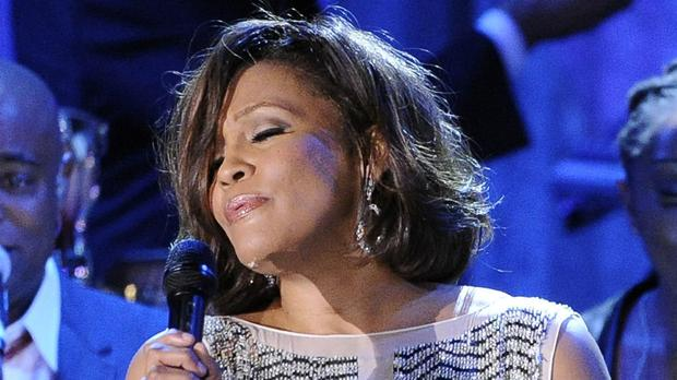 Whitney Houston died in 2012 (AP Photo/Mark J. Terrill, File)