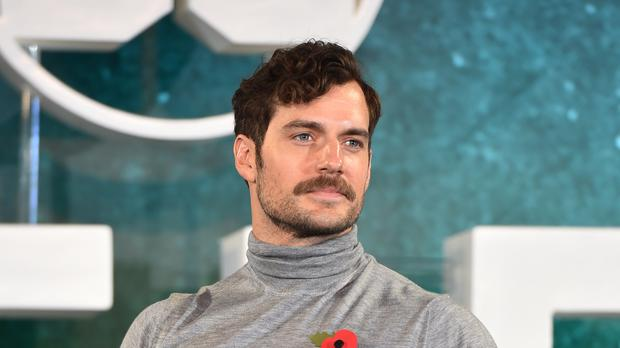Henry Cavill fears being called a 'rapist' for flirting with women after #MeToo (Matt Crossick/PA)