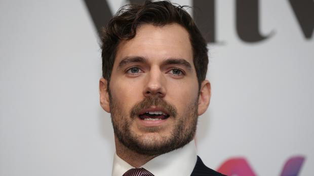 Henry Cavill apologises after #MeToo comment (Yui Mok/PA)