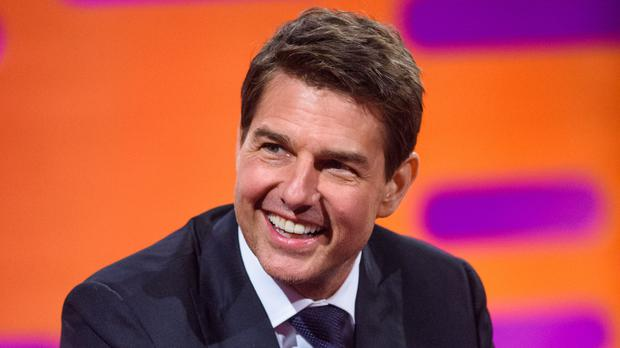 Tom Cruise will attend the London premiere (Matt Crossick/PA)